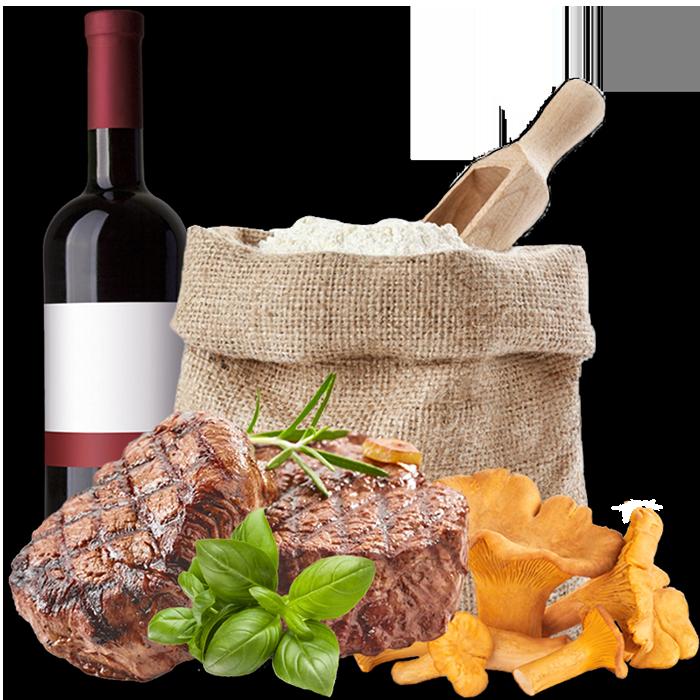 Gasthof Rabenstein mit exzellenter Südtiroler Küche
