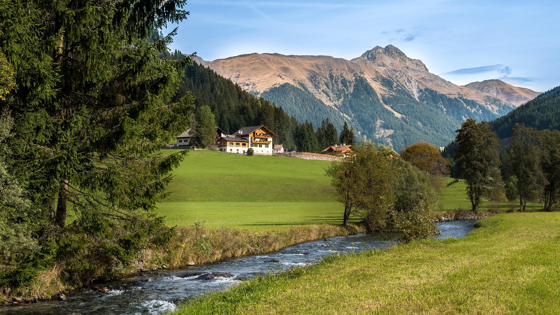 Gasthof Rabenstein mitten in der Natur